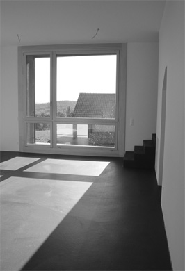 Eingang (WHG unten) © Norbert Mathis