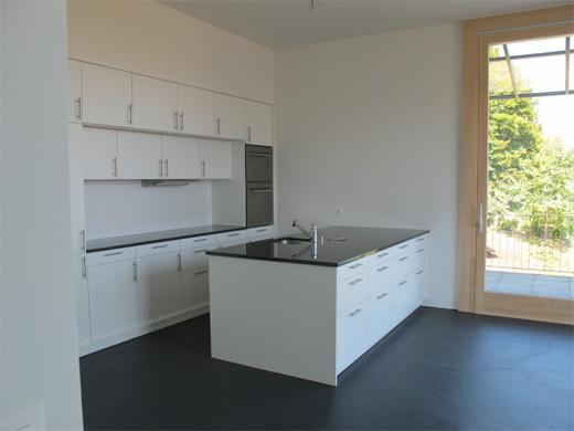 Küche (WHG unten) © Norbert Mathis