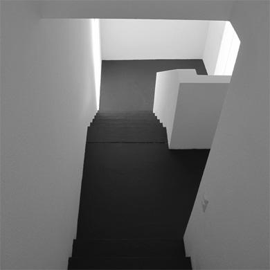 Treppe (WHG oben) © Norbert Mathis