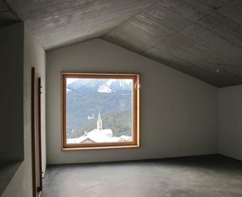 Elternzimmer DG © Norbert Mathis Architekt