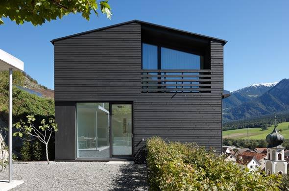 vue sud © Albertin Partner Architekten GmbH