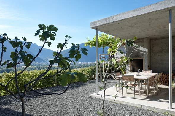 coin jardin © Albertin Partner Architekten GmbH