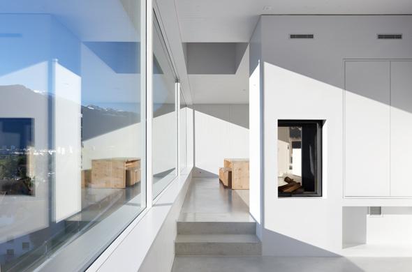 Intérieur © Albertin Partner Architekten GmbH