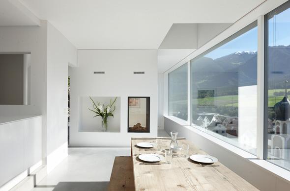 Salle à manger © Albertin Partner Architekten GmbH