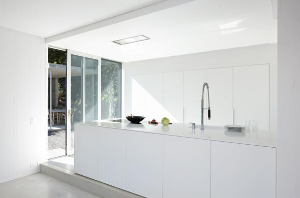 Cuisine © Albertin Partner Architekten GmbH