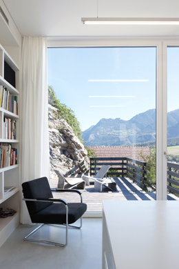 Bureau © Albertin Partner Architekten GmbH