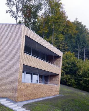 Fassade Süd