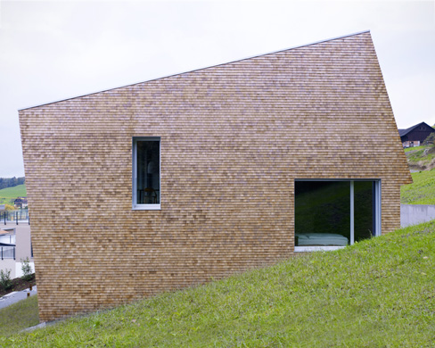 Fassade Ost
