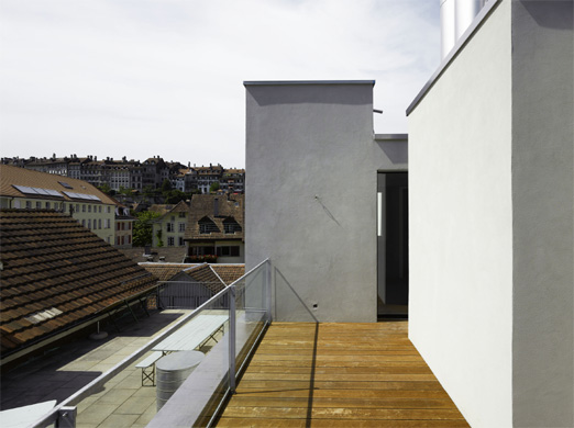 Fassaden © Spreng + Partner Architekten AG