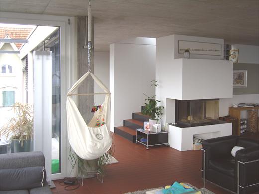 Wohnbereich © BGS&Partner Architekten AG