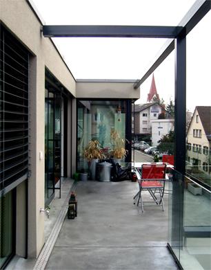 Terrasse © BGS&Partner Architekten AG