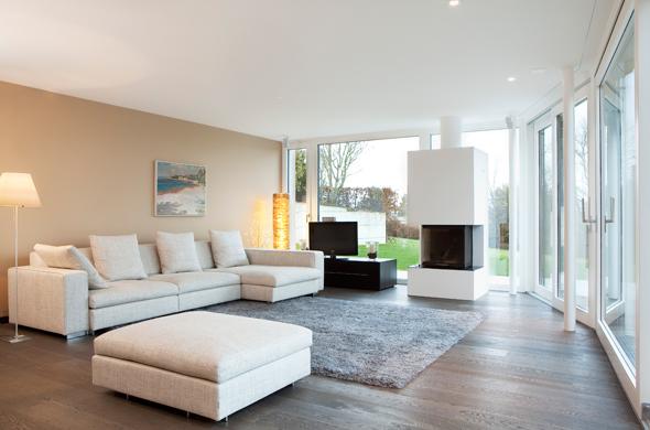 Wohnzimmer © Christophe Bielsa, Paris