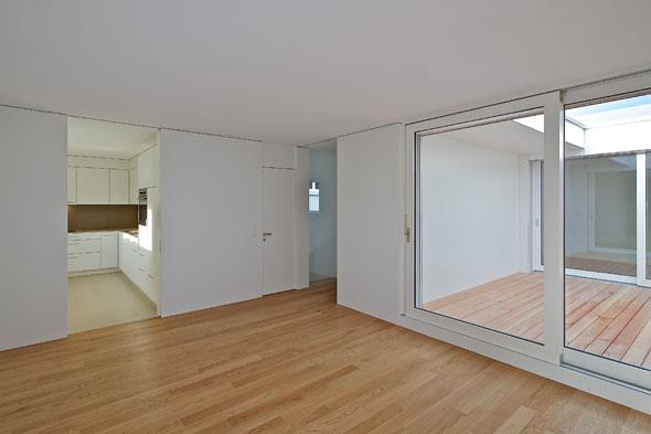Wohnraum © 4dstudio | architekten
