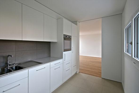 Küche © 4dstudio | architekten