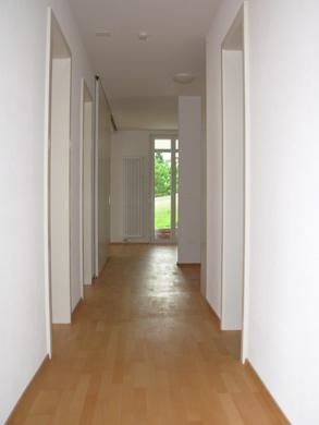 Korridor EG © Bruno Hofer Architektur + Planung
