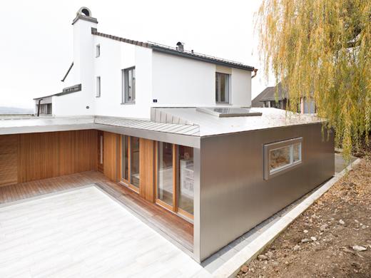 Grundriss Laden EG © Eglin Schweizer Architekten AG