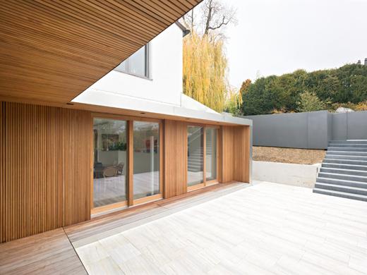 Ansichten © Eglin Schweizer Architekten AG