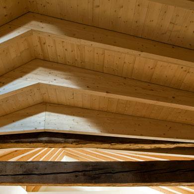 Auf Schwung unter einem Dach © Christoph Sauter Architekten AG