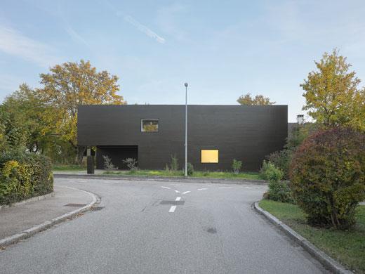 Nordfassade © Roger Frei, Zürich