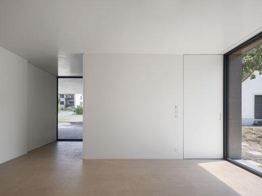 Wohnraum EG  © Roger Frei, Zürich