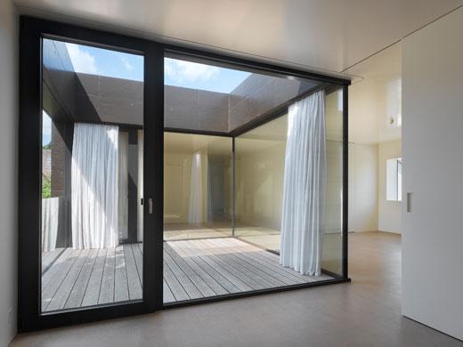 Wohnraum OG © Roger Frei, Zürich