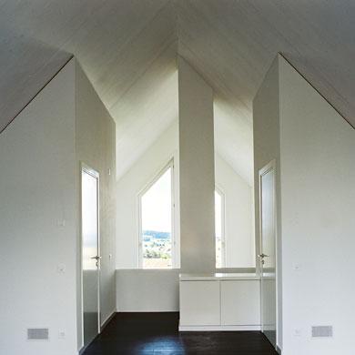 Durchblicke von Raum und Licht © Beatrice Minda, Berlin / Michael Peuckert, Münchenstein