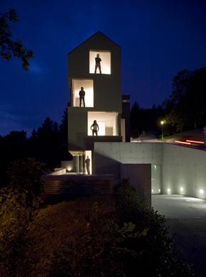 Situation © L3P Architekten ETH FH SIA AG