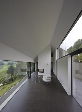 Dachgeschoss © L3P Architekten ETH FH SIA AG