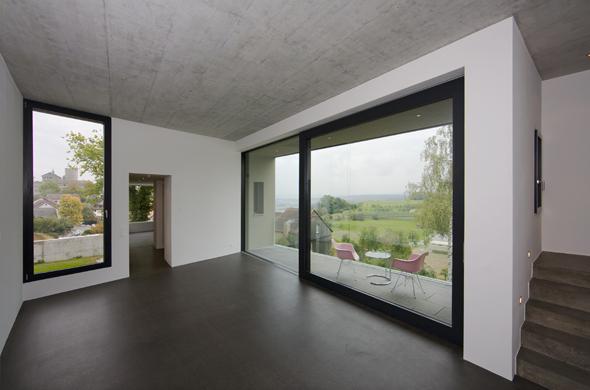 Erdgeschoss © L3P Architekten ETH FH SIA AG