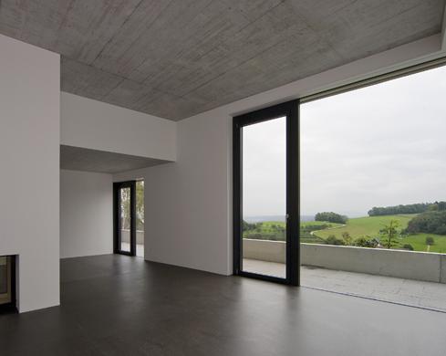 1. Untergeschoss © L3P Architekten ETH FH SIA AG
