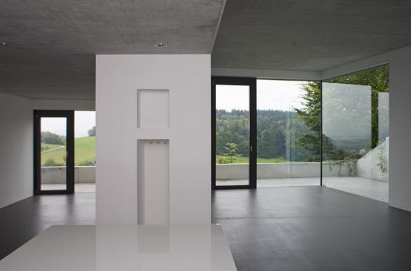 2. Untergeschoss © L3P Architekten ETH FH SIA AG