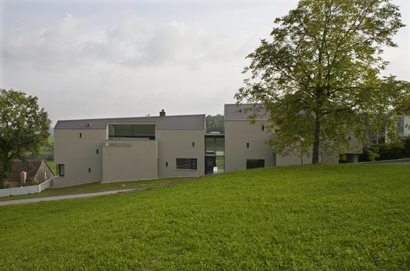 Fassaden © L3P Architekten ETH FH SIA AG