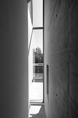 Treppenraum © Simone Bossi