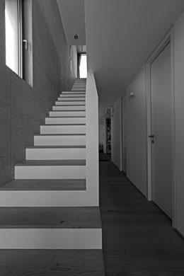 Vertikale Erschliessung © Simone Bossi