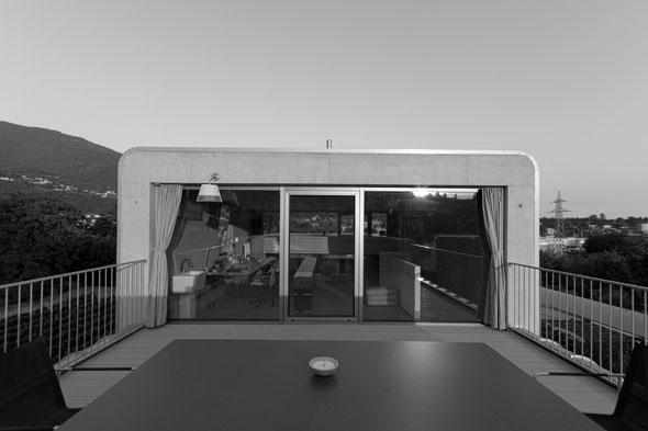 Terrasse © Simone Bossi