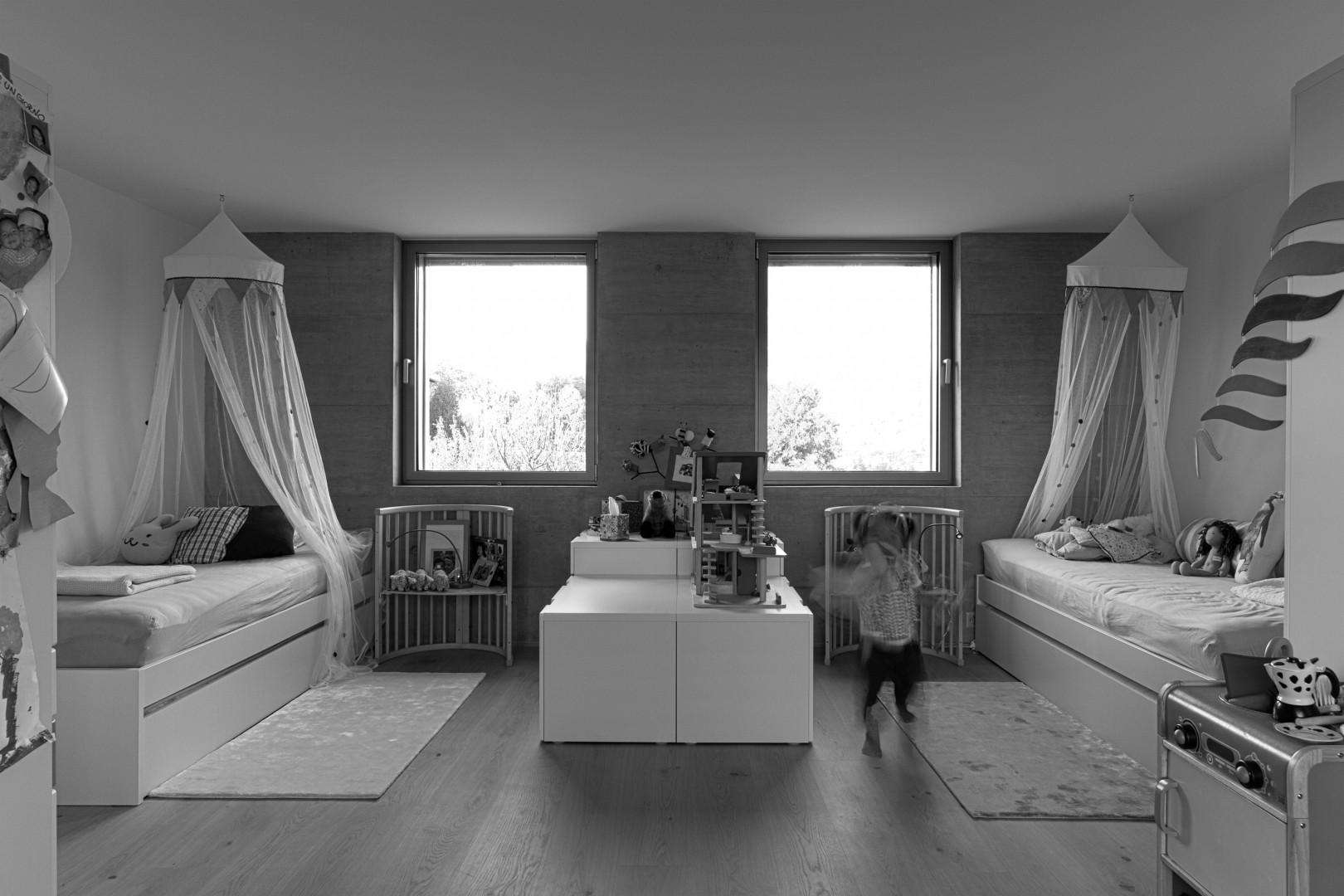 Kinderzimmer © Simone Bossi