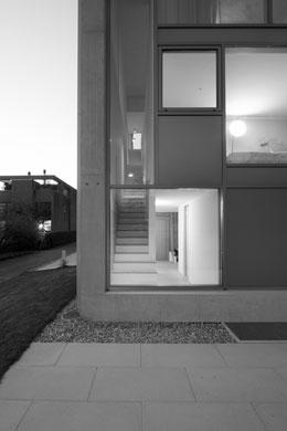 Ostfassade © Simone Bossi
