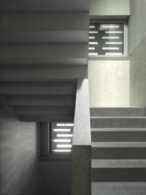 Treppenhaus mehrfamilienhaus  Mehrfamilienhaus Alder | Schweizer Baudokumentation