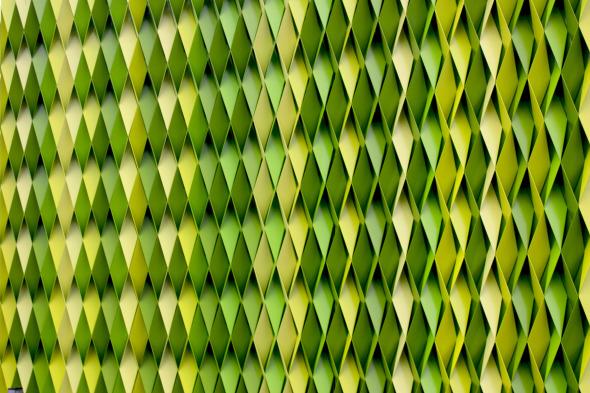 Detail Fassade  © Gramazio & Kohler