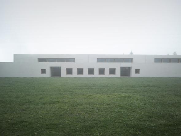 Ansicht Nord © Martin Guggisberg
