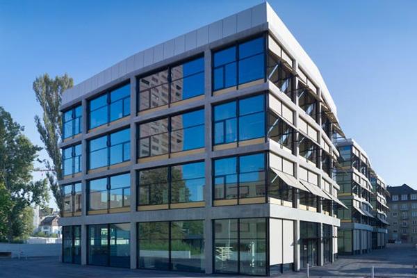 Ansichten und Schnitte © BGS & Partner Architekten