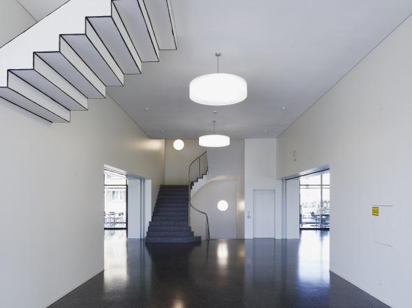Eingangsbereich © BGS & Partner Architekten