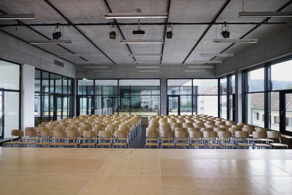 Mehrzwecksaal © BGS & Partner Architekten