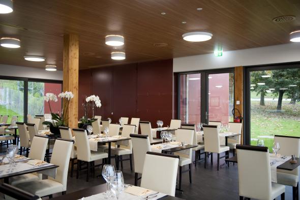 Vue intérieure - Salle de restaurant 2