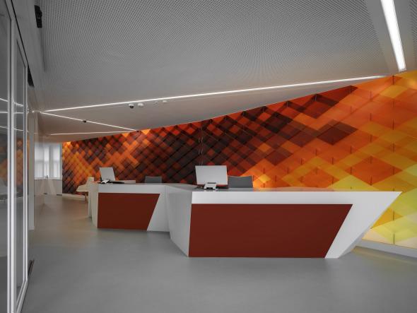Kundenhalle © Roger Frei