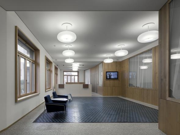 Kundenhalle Bild: Roger Frei, Zürich © Roger Frei