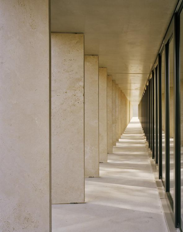 Fassade Erdgeschoss © Arch Photo Inc.