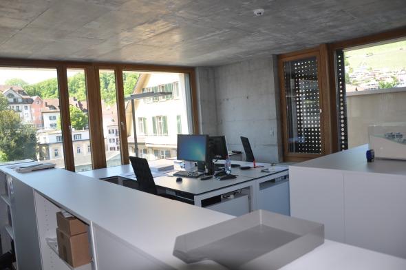 Büros im Grossram