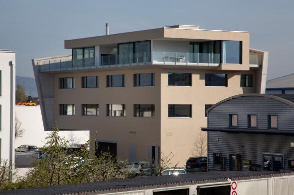 Headquarter Sonnenbau AG