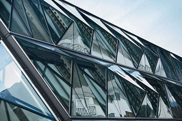 Fassadenausschnitt 1 © Archiv müller.architekten